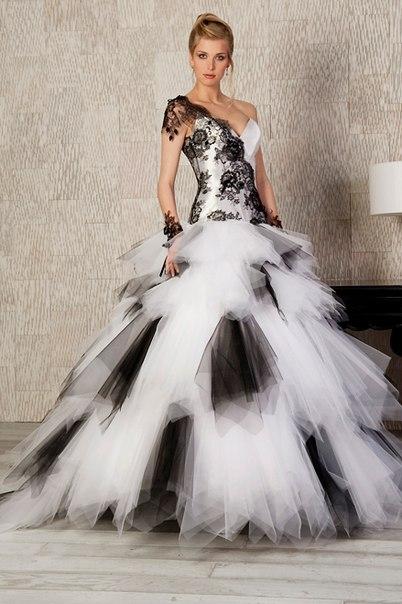 платье на свадьбу белое