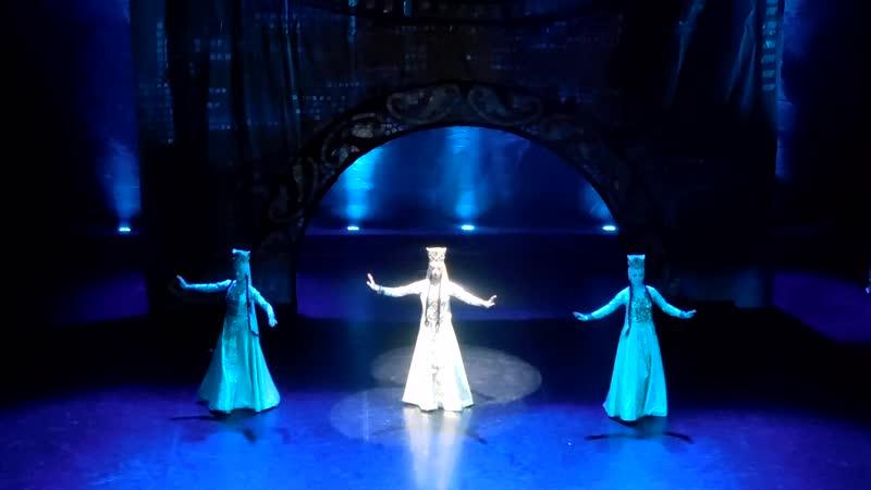 Национальный Королевский балет Грузии в Ижевске 14.11.2018