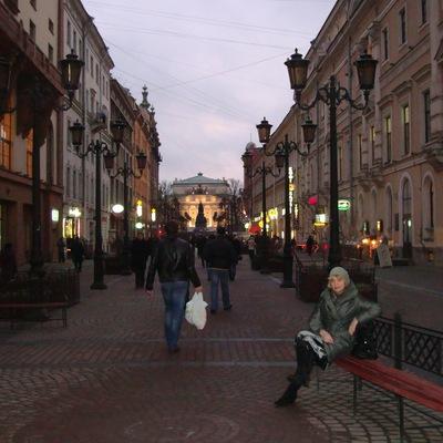 Наталья Григорьева, 8 января 1986, Санкт-Петербург, id148026759