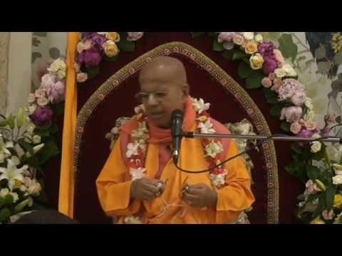 Гопал Кришна Госвами - 2018.06.20 - вечерняя лекция