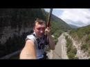 1 Мой мега прыжок с высоты 207 метров SKYPARK