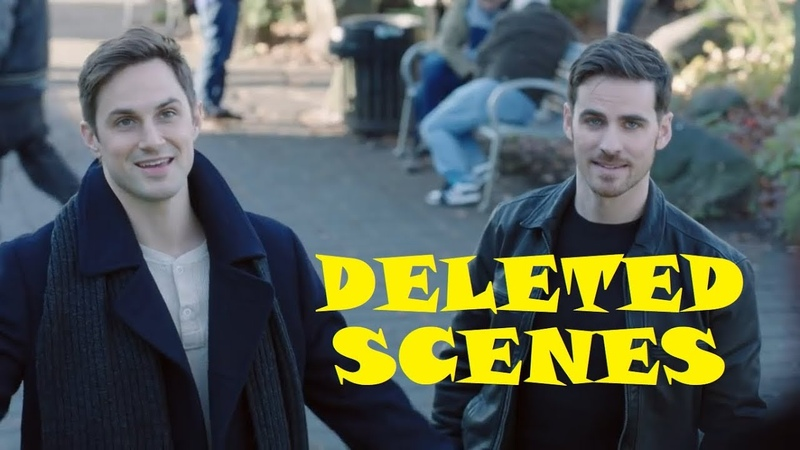 Once Upon A Time Season 7 Deleted Scenes (HD) Lana Parrilla, Colin O'donoghue, Adelaide Kane