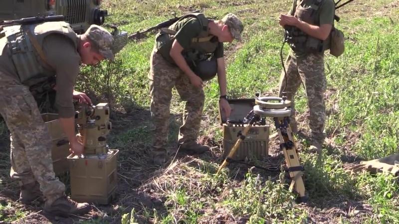 Украинские боевики в Донбассе отрабатывают удары ракетными комплексами «Точка-У»