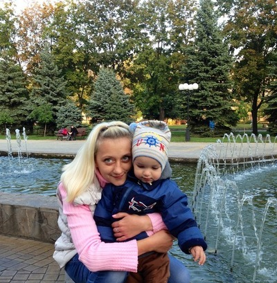 Виктория Кондратьева, 27 января , Харьков, id177113026