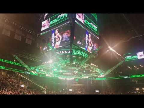 Namajunas vs Jedrzejczyk UFC 223