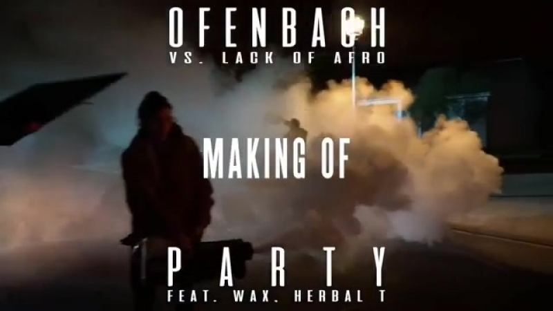 Wanna PARTY with us backstage? Check out the making of our video clip now on YouTube! 🔥 PARTY