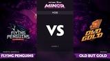 [RU] Flying Penguins vs Old but Gold, Game 3, StarLadder ImbaTV Dota 2 Minor Group Stage