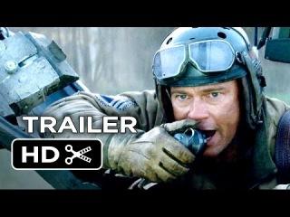 Ярость (в кино с 30 октября 2014) - Brad Pitt, David Ayer War Movie HD