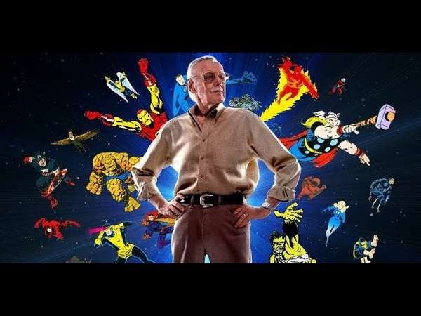 Rest in peace Stan Lee \\ Покойся с миром Стен Ли