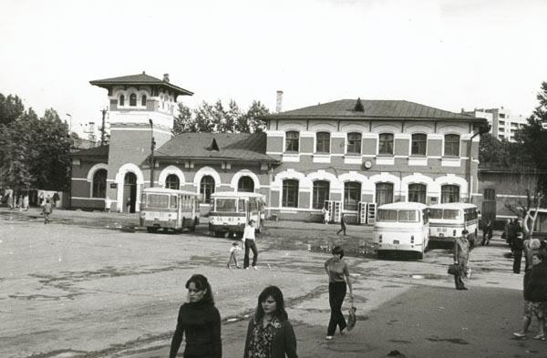 старые фото города одинцово