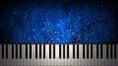 Lonely sad piano music