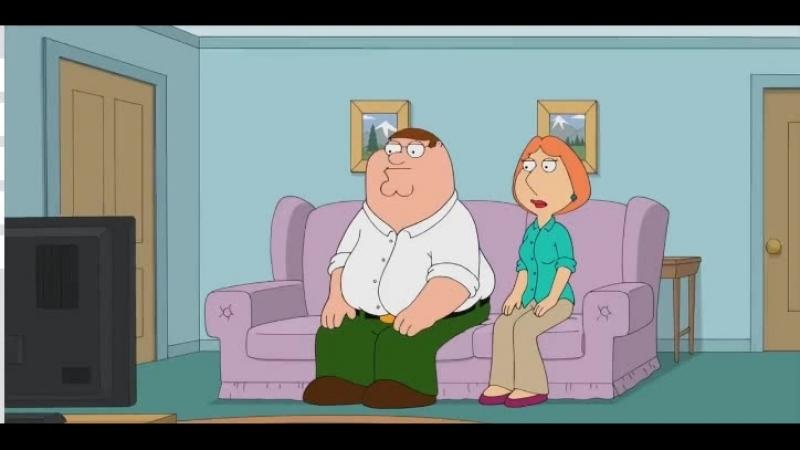 Мэг спалилась Гриффины Family Guy