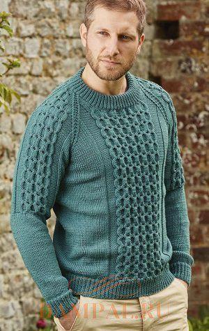 Мужской пуловер «Woodhurst».