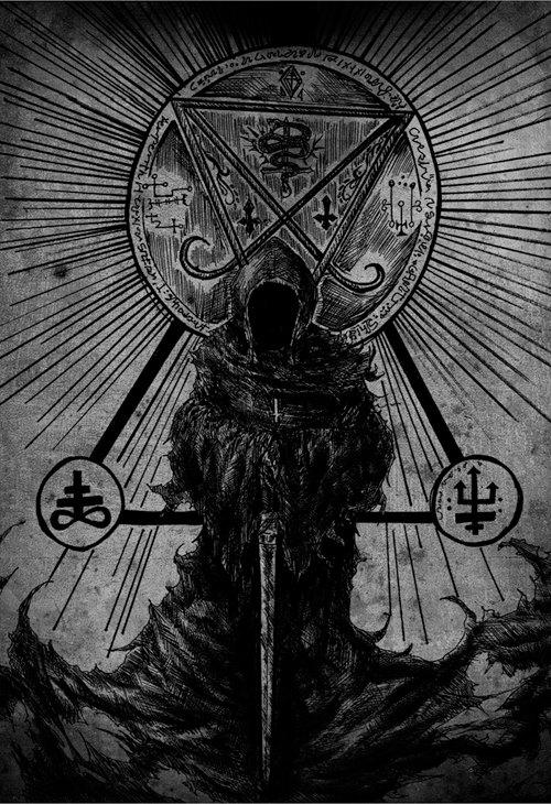 Знаки дьявола — ориджинал