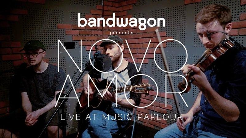 Novo Amor – 'Carry You' | Bandwagon Presents