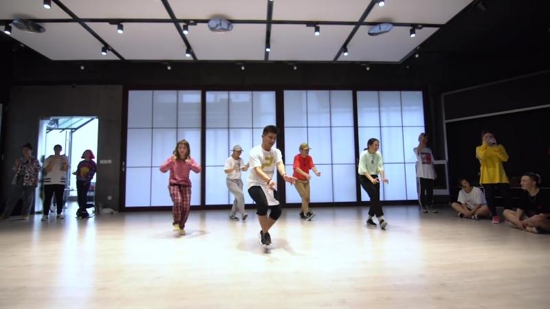 Aanysa x Snakehips Burn Break Crash Lophile Remix Choreography by Chad Mayate