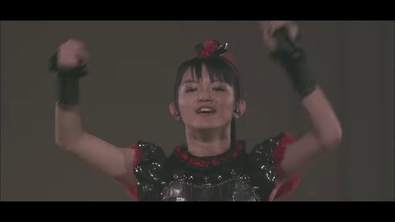 Babymetal Road Resistance Live in Japan Official