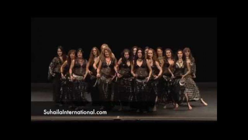 Suhaila Dance Company San Francisco Ethnic Dance Festival Audition Jan 0011 0 0
