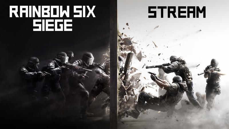 🌈Tom Clancy's Rainbow Six Siege - Бесплатные выходные, а заодно решаю стоит покупать или нет