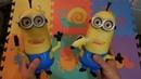 Minion Kevin | Banan Eating Kevin | Minions | Миньон Кевин ест банан