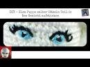 DIY - Elsa Puppe selber häkeln Teil 2: Augen und Gesicht für Häkelpuppen aufsticken
