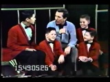 The Osmond Brothers - Bye Bye Blues &amp Aura Lee - Andy Williams Show