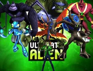 Игры 10 инопланетная сверхсила бен