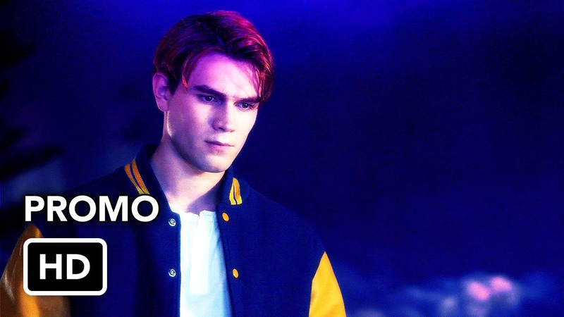 Riverdale (The CW) Mysteries of Riverdale Promo HD