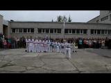 Выступление клуба боевых искусств