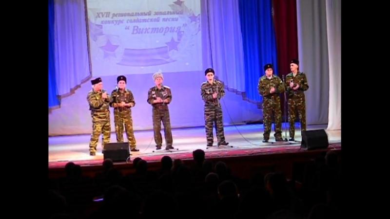 Всех ребят с 23 февраля поздравляют мвг Росичи с песней Батальонная разведка Держись Алёша Виктория 17