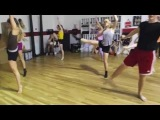 Eyes on Fire combination - Top Hat Dance Centre Adult Summer Intensive