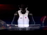 Dainese Motorbike airbag D-air® Street: slow motion bags inflation