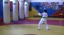 Анапа спорт Кобудо.Ката с нунчаками Асланян Вард 9 лет