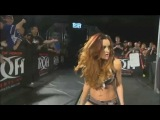Maria Kanellis & Mike Bennett - ROH 04/05/2013 Border Wars