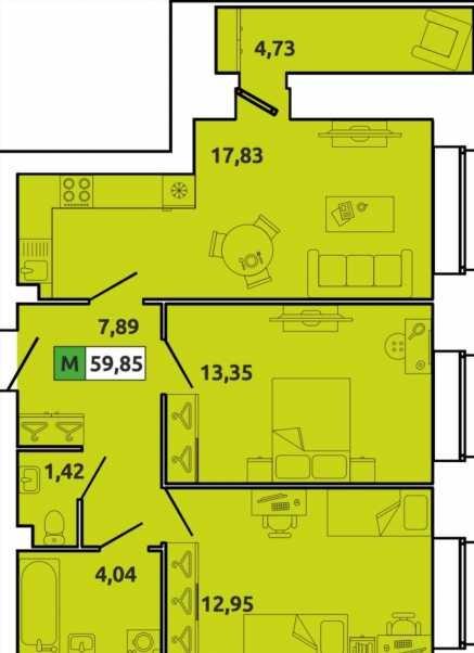недвижимость Северодвинск Индустриальная 11