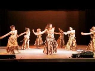Гришина Анастасия и Студия танца Каури, рук ль Ольга Гаврилюк  г  Владивосток