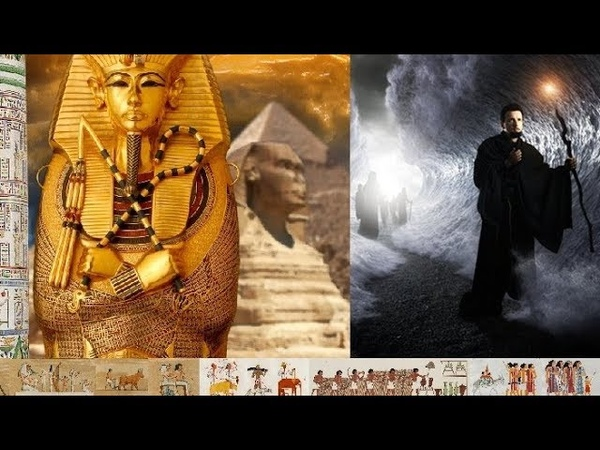 Biblische Beweise in Ägypten [2] ➤ Propheten - Plagen - Pharaonen   Moses und der Exodus