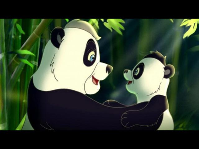 Мультфильм «Смелый большой панда» (2010) смотреть онлайн в хорошем качестве на www.tvzavr.ru