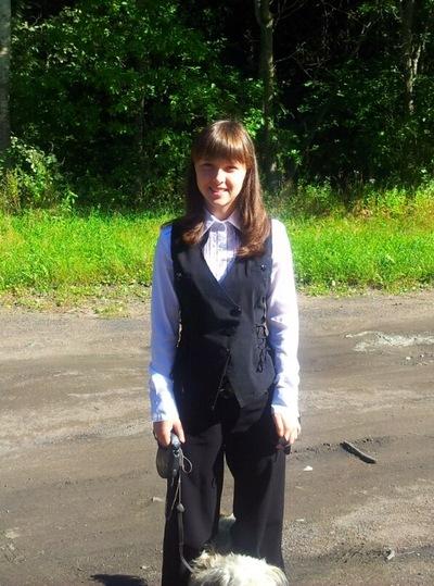 Кристина Лысенко, 3 января 1998, Санкт-Петербург, id122850516