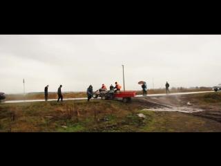Top Gear (Топ Гир) гонки по русски Чувашия на мотоблоках - Top Gear on village
