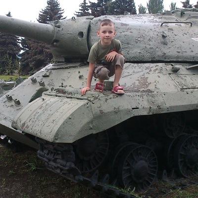 Артём Шевченко, 26 июля , Кривой Рог, id173539027