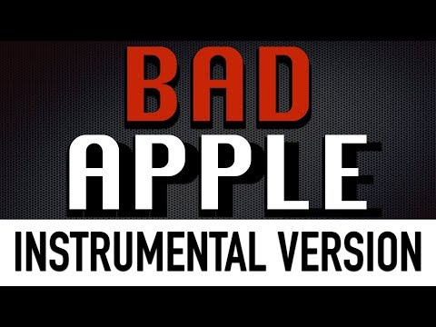 BAD APPLE! Epic Orchestral Cover (Instrumental)