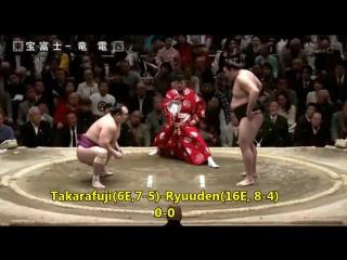 Sumo -Hatsu Basho 2018 Day 13, January 25th -大相初場所2018年 13日目