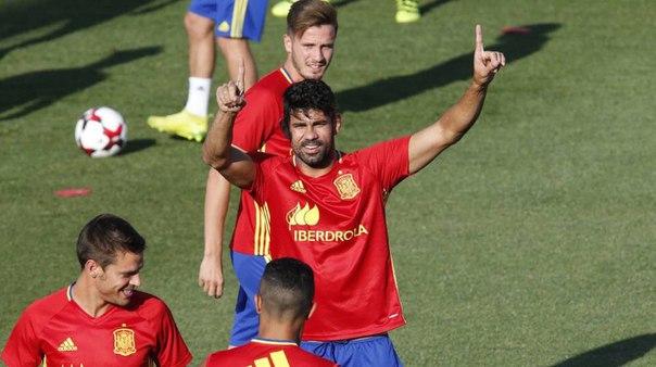 Диего Коста: «Не буду врать, я хотел вернуться в «Атлетико»