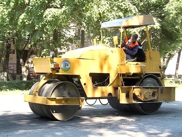 В Йошкар-Оле продолжается масштабный ремонт дорог и тротуаров