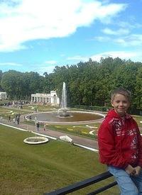 Виля Скупченко, 11 августа 1999, Санкт-Петербург, id206990759