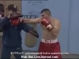 Уроки Бокса Как правильно научиться жестко бить руками