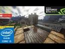 Gentleman Minecraft Extreme Shaders GTX 1050 Ti i5-7400 1080p 1.12