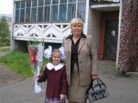 Елена Военушкина, 4 августа , Петрозаводск, id174757035