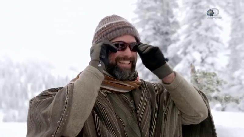 Выжить Вместе 5 Сезон 10 Серия Зимний вихрь 1 часть